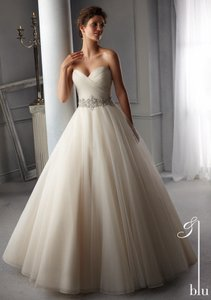 Mori Lee Style Number 5276 Wedding Dress