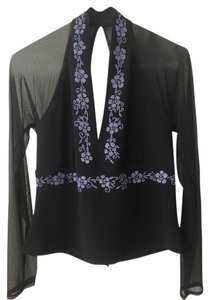 U3 Collection Top Black