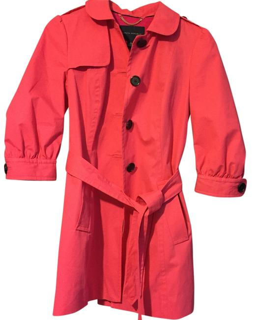 Item - Peach Coat Size 6 (S)