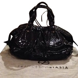 Francesco Biasia Satchel in Black