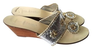 Mia Paoli Gold, Silver Wedges