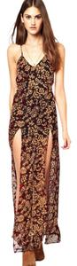 Multi-color Maxi Dress by For Love & Lemons J Rag Bone