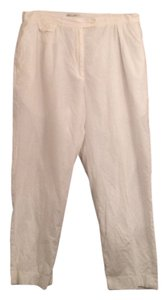 Elisabeth Relaxed Pants White