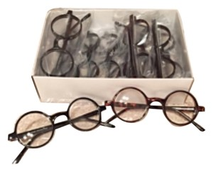 SteamPunk SteamPunk Oversized round Fashion glasses/Just For Fun