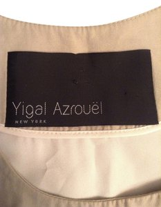Yigal Azrouel short dress Khaki on Tradesy