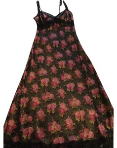 Betsey Johnson Silk Sexy Dress