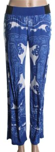 INC International Concepts Relaxed Pants Blue