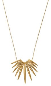Michael Kors MKJ4505 Michael Kors Tribal Pendant Necklace Gold Tone