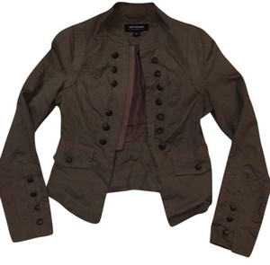 Coffee Shop Military Jacket