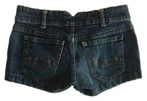 Mossimo Supply Co. Jeans Two Mini/Short Shorts Denim