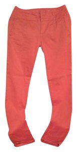 Straight leg. ORANGE Jeans Straight Leg Jeans-Coated
