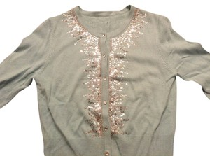 Central Park West Sequin Cardigan