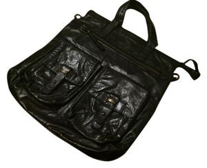 Latico Leather Genuine Laptop Shoulder Bag