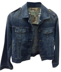 Burbarry Denim Womens Jean Jacket
