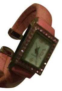 Avon Avon Pink diamond wrist watch