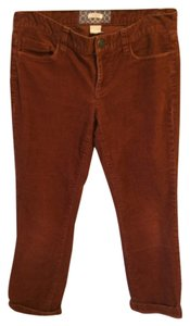 J.Crew Skinny Pants Rust orange