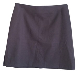 VIntage Mini Skirt Plum Grey
