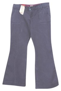 Mossimo Supply Co. Super Flare Pants Blue