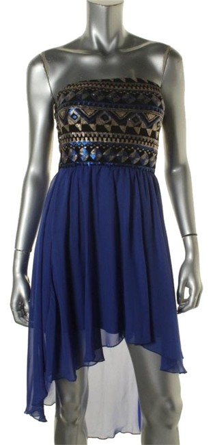 Preload https://item4.tradesy.com/images/as-u-wish-blue-1690318m6party-high-low-cocktail-dress-size-petite-4-s-7688998-0-3.jpg?width=400&height=650