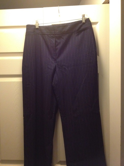 Chico's Wide Leg Pants Blue