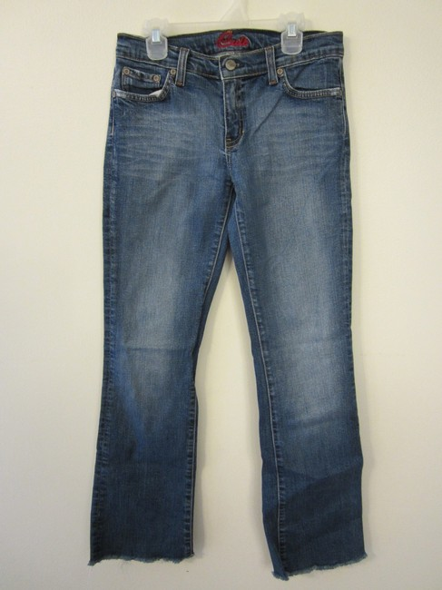 BLUE CULT Straight Leg Jeans