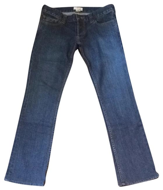 French Connection Straight Leg Jeans-Medium Wash