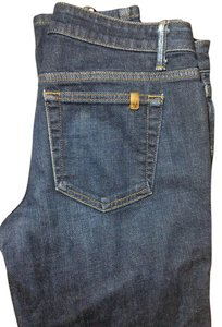 JOE'S Jeans Classic Comfortable Soft Skinny Jeans-Dark Rinse