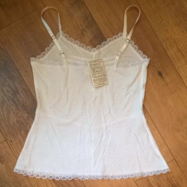 Damsel Top White