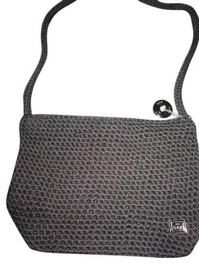 The Sak Crochet Crochet Designer Shoulder Bag