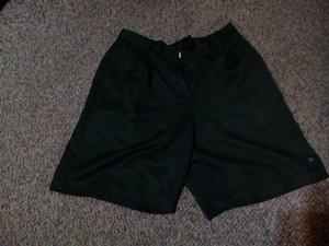 Liz Claiborne Bermuda Shorts Crack Hunter Green