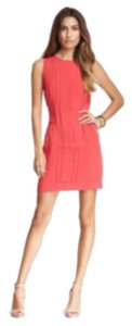 W118 by Walter Baker short dress Red on Tradesy