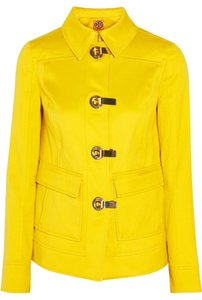 Tory Burch Canvas yellow Jacket