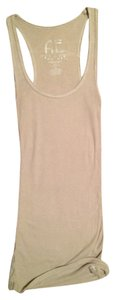 American Eagle Outfitters Long Halter Top Beige