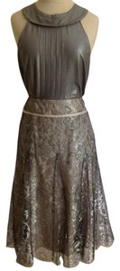 Max Mara Skirt Pewter