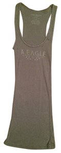 American Eagle Outfitters Long Halter Top Black