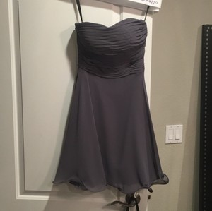 Bill Levkoff Pewter Dress