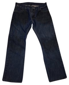Levi's Straight Leg Jeans-Medium Wash