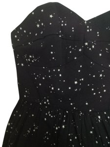 Jack Wills short dress Black Star Print on Tradesy