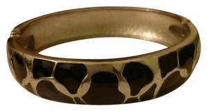 Express express animal print bangle