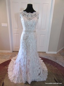 David Tutera For Mon Cheri Rumer Wedding Dress
