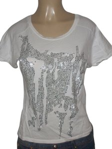 Zara T Shirt White