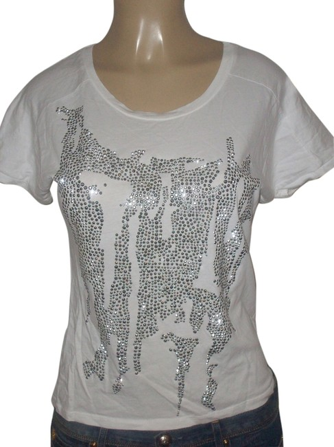Preload https://img-static.tradesy.com/item/7699972/zara-white-new-without-tags-collection-cotton-silver-embellished-graphics-tee-shirt-size-6-s-0-0-650-650.jpg