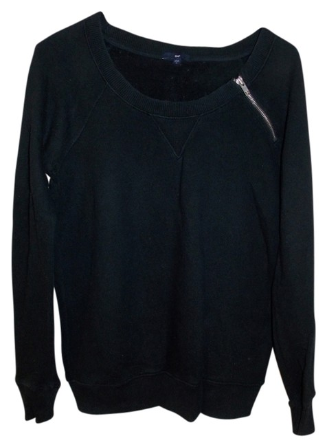 Gap Exposed Zipper Sweatshirt