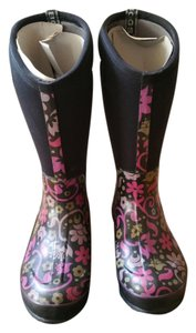 Bogs Waterproof Plum Boots