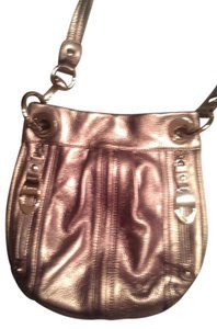 B. Makowsky Leather The Cross Body Bag