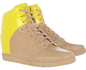 Nike Dunk Beige Yellow Beige/Yellow Athletic