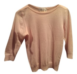 Saks Fifth Avenue Cashmere Ave Angora Wool Sweater