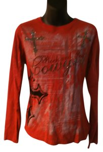 Rock and Roll Cowgirl T Shirt