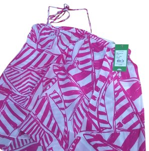 Lilly Pulitzer Top Capri pink