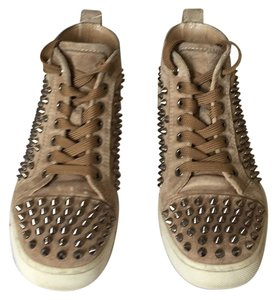Christian Louboutin Nude Athletic
